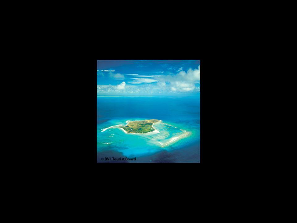British Virgin Islands: Geographische Lage