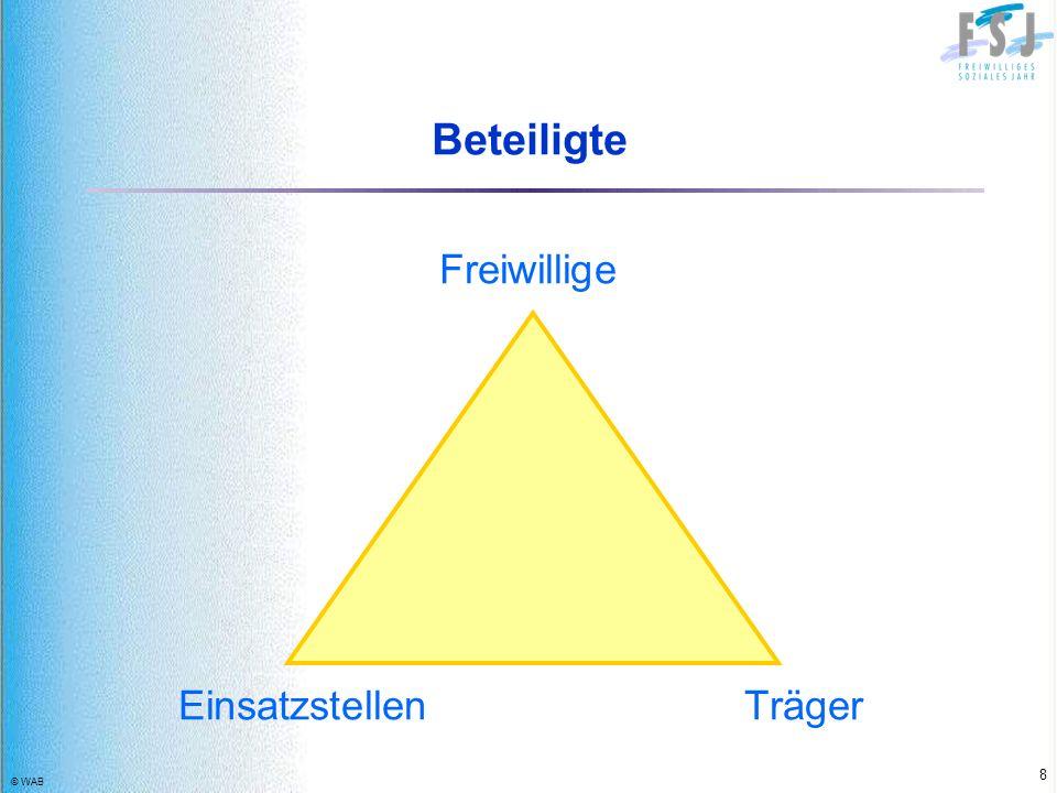© WAB 29 Informationen im Internet www.fsj-info.de.vu