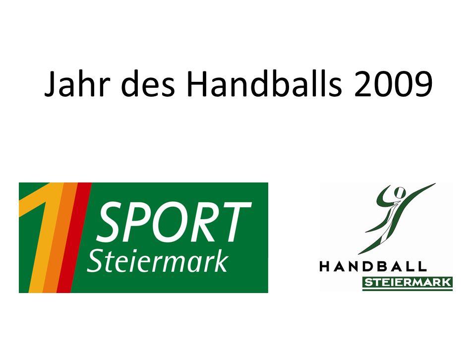 Jahr des Handballs 2009