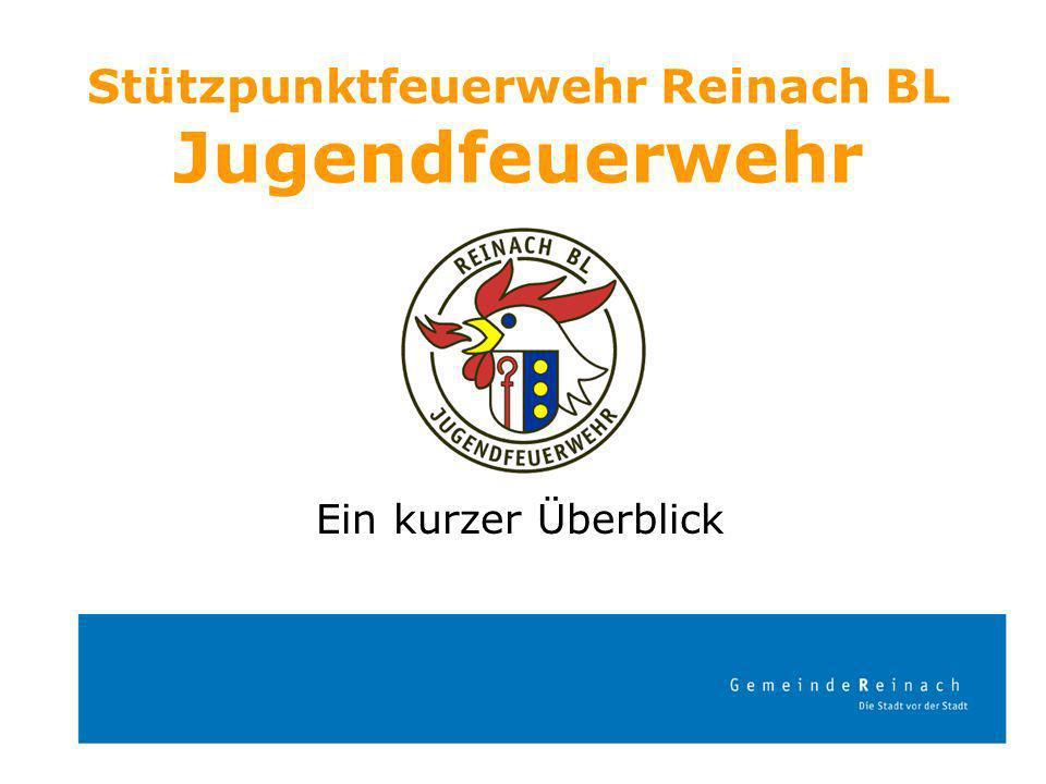 Die Jugendfeuerwehr Reinach BL Für weitere Informationen schauen Sie auf unserer Homepage vorbei.
