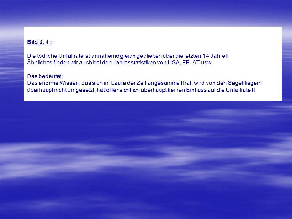 Maßnahmen Landungen, Außenlandungen: Nur von Landewiese zu Landewiese fliegen Nur von Landewiese zu Landewiese fliegen Außenlandekatalog SIP !.