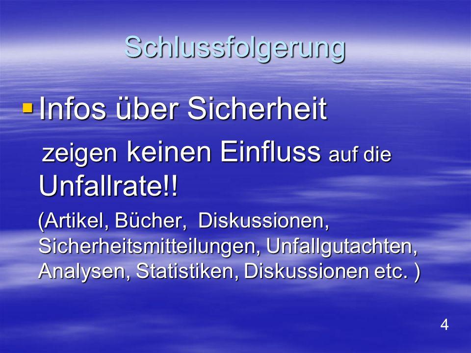 Bild 20: Maßnahmen gegen sonstige Unfallarten: Fehler beim Aufrüsten: Vergessen von wichtigen Anschlüssen (Querruder, Höhenruder, Bremsklappen).