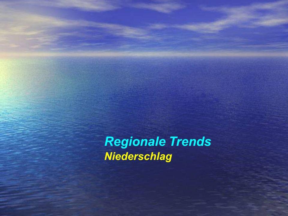 Landesamt für Umwelt, Landwirtschaft und Geologie Autor: Wilfried Küchler Referat: Klimaschutz, Klimawandel Blockhaus 27. April 2009 Regionale Trends