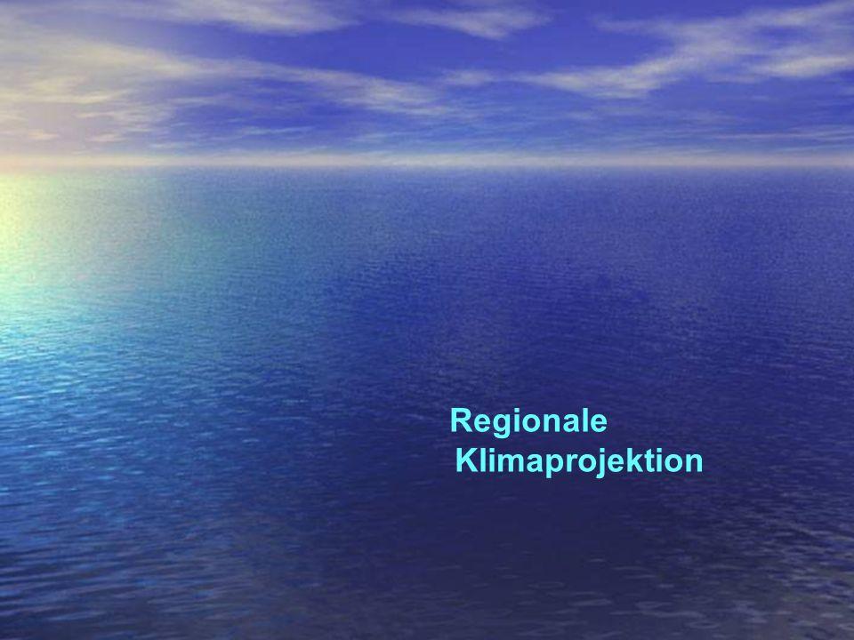 Landesamt für Umwelt, Landwirtschaft und Geologie Autor: Wilfried Küchler Referat: Klimaschutz, Klimawandel Blockhaus 27. April 2009 Regionale Klimapr