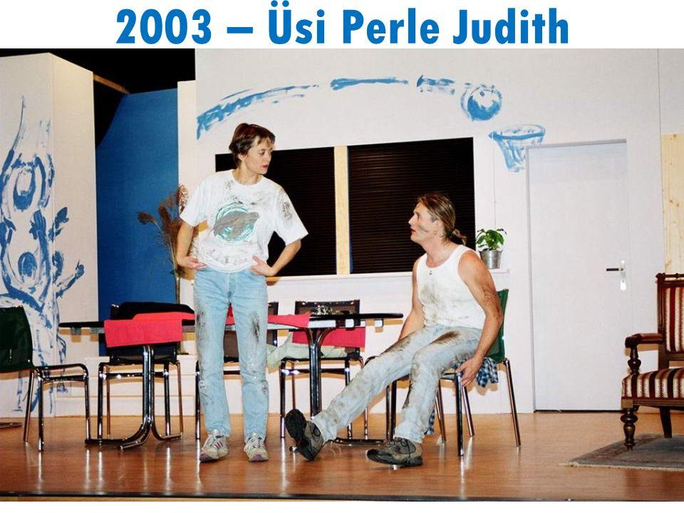 2003 – Üsi Perle Judith