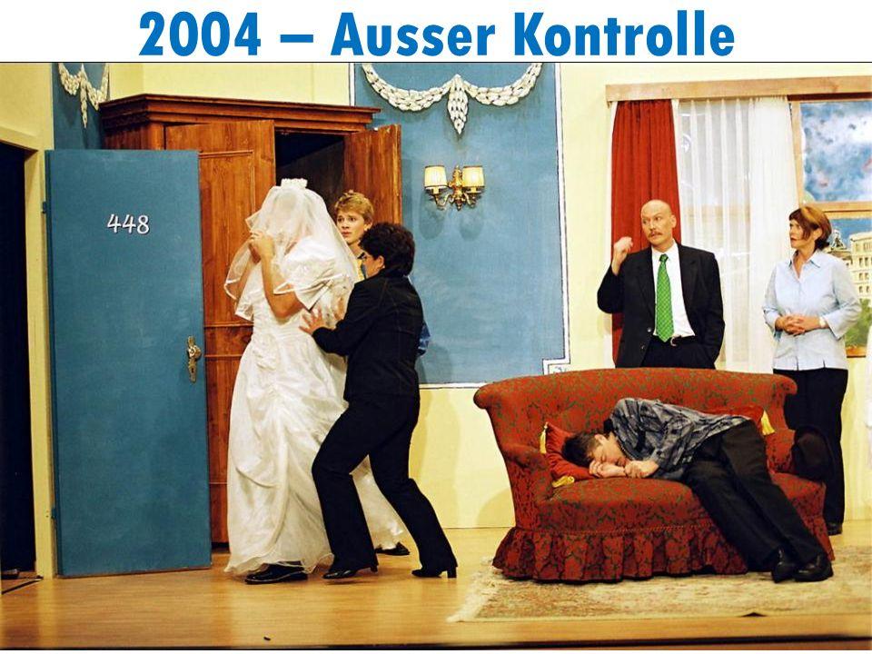 2004 – Ausser Kontrolle