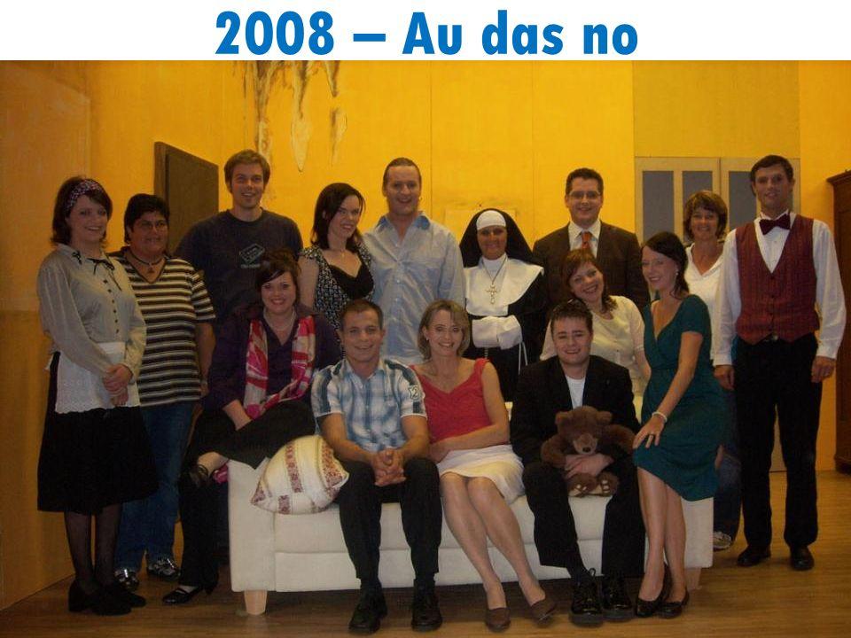 2008 – Au das no