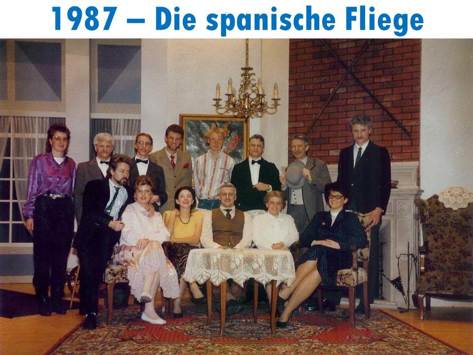 1987 – Die spanische Fliege