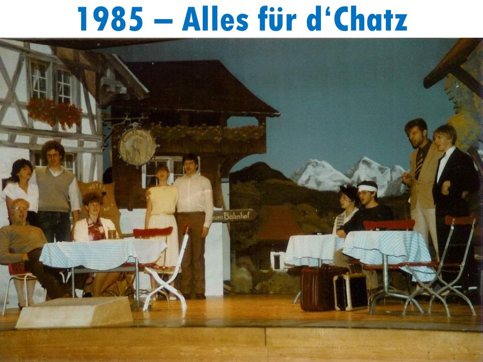1997 – Charlys Tante