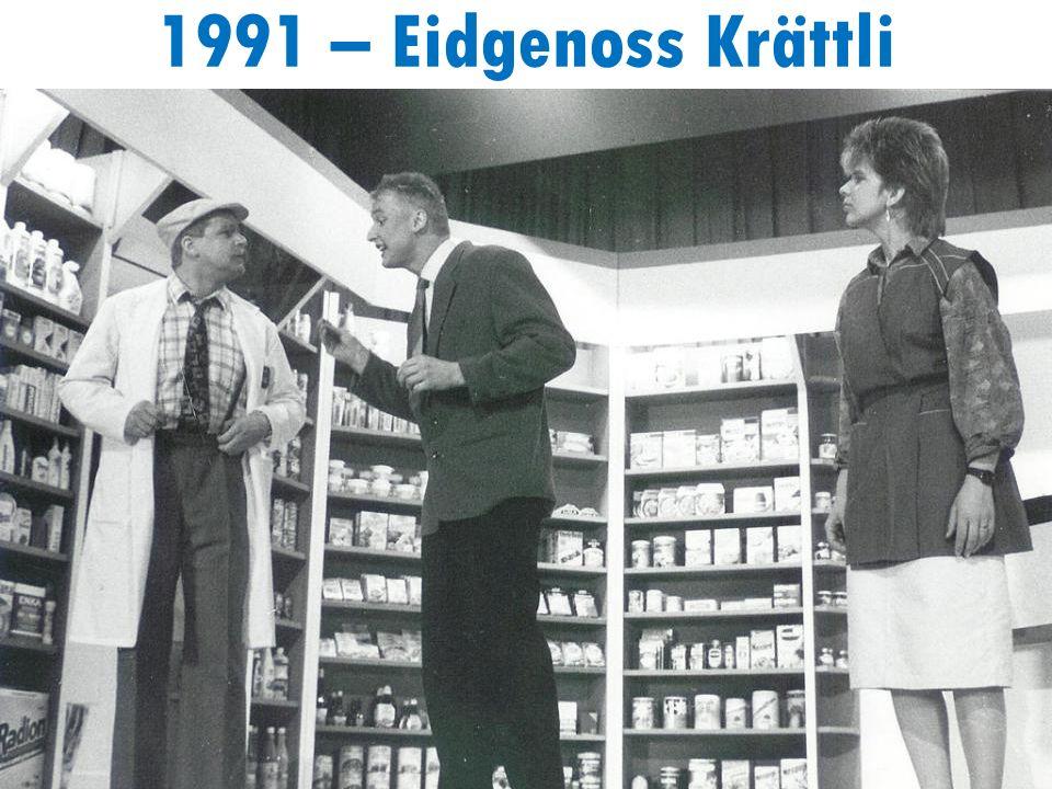 1991 – Eidgenoss Krättli