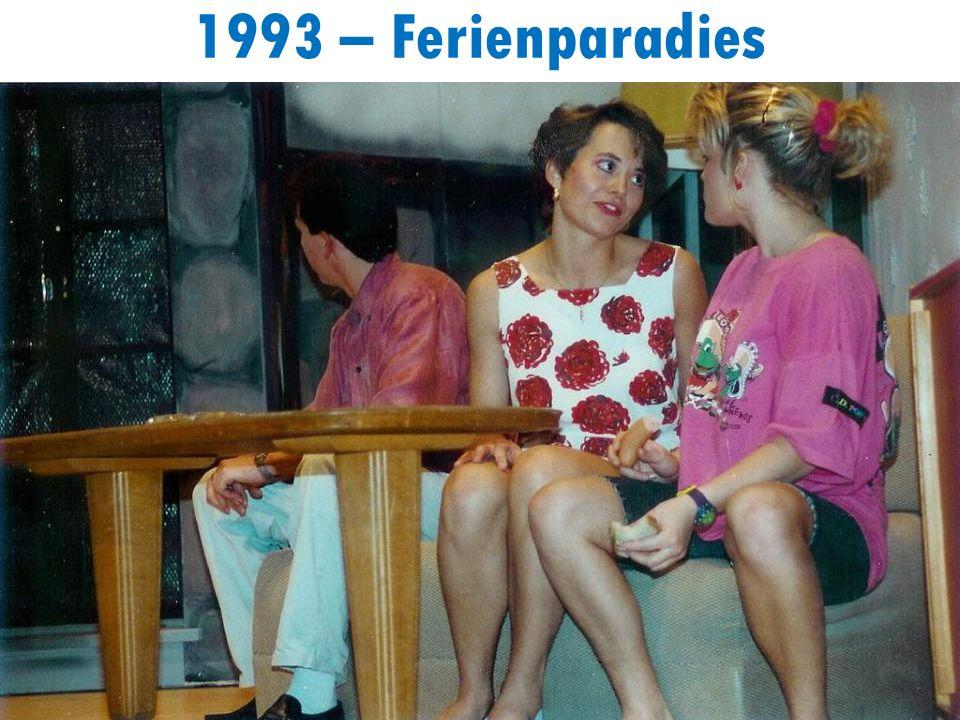1993 – Ferienparadies