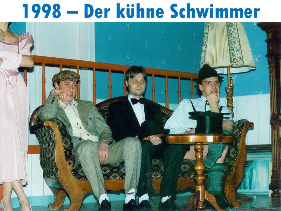 1998 – Der kühne Schwimmer