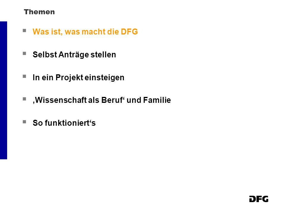 Heisenberg-Programm - für angehende Hochschullehrer/innen STIPENDIUM Wer.