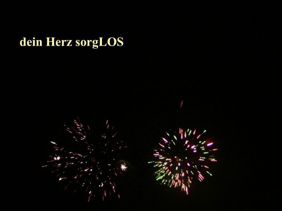 Für dich soll 2011 jede Menge LOS sein: Der Himmel soll wolkenLOS sein