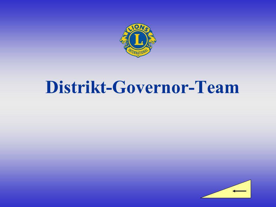 Distrikt-Governor-Team