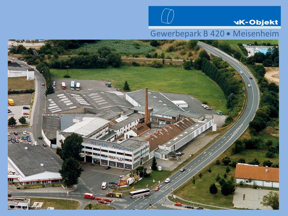 Gewerbepark B 420 Meisenheim Unsere gepflegte & preisgünstige Anlage.