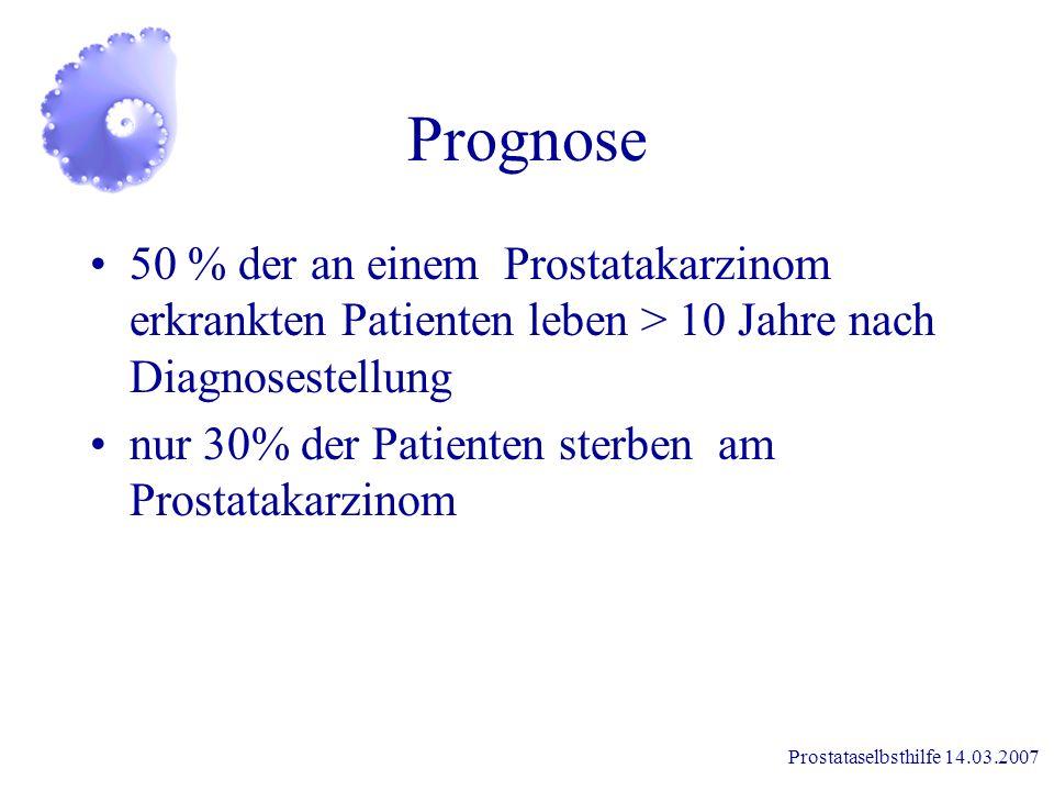 Prostataselbsthilfe 14.03.2007 Knochenszintigramm