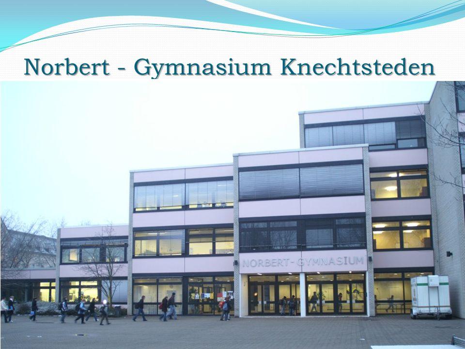 Norbert - Gymnasium Knechtsteden 01.03.20141