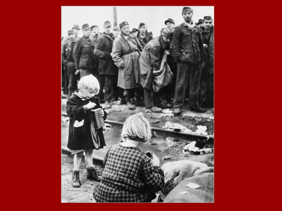 Der Vater wurde von der Sowjetarmee deportiert.