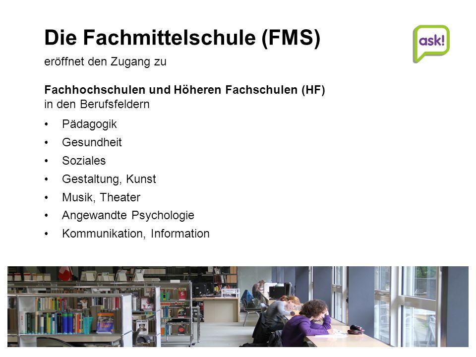 9 | Beratungsdienste für Ausbildung und Beruf AG Studien- und Laufbahnberatung | | © Beratungsdienste für Ausbildung und Beruf Aargau Fachmittelschule