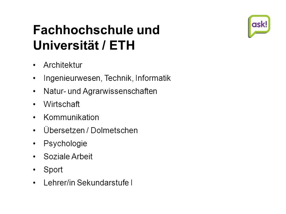 17 | Beratungsdienste für Ausbildung und Beruf AG Studien- und Laufbahnberatung | | © Beratungsdienste für Ausbildung und Beruf Aargau Design, Kunst M