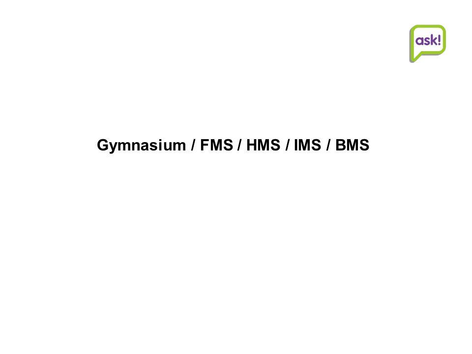 2   Beratungsdienste für Ausbildung und Beruf AG Studien- und Laufbahnberatung     © Beratungsdienste für Ausbildung und Beruf Aargau Gymnasium / FMS / HMS / IMS / BMS