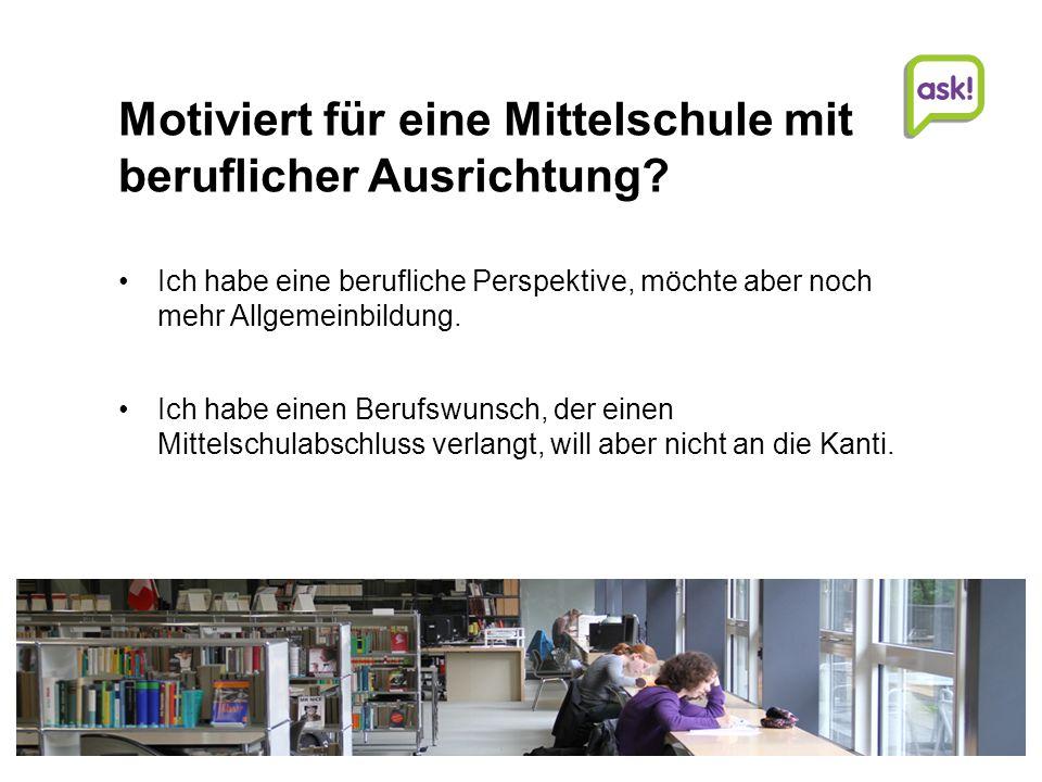 22 | Beratungsdienste für Ausbildung und Beruf AG Studien- und Laufbahnberatung | | © Beratungsdienste für Ausbildung und Beruf Aargau Motiviert für das Gymnasium.