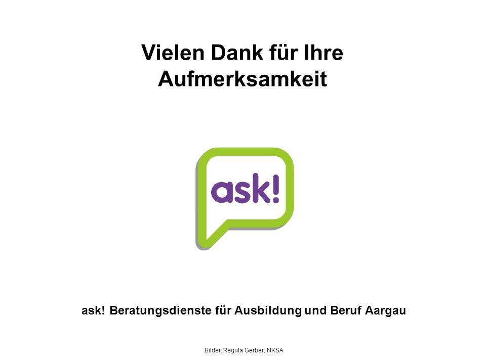 25 | Beratungsdienste für Ausbildung und Beruf AG Studien- und Laufbahnberatung | | © Beratungsdienste für Ausbildung und Beruf Aargau Praktikum Viele