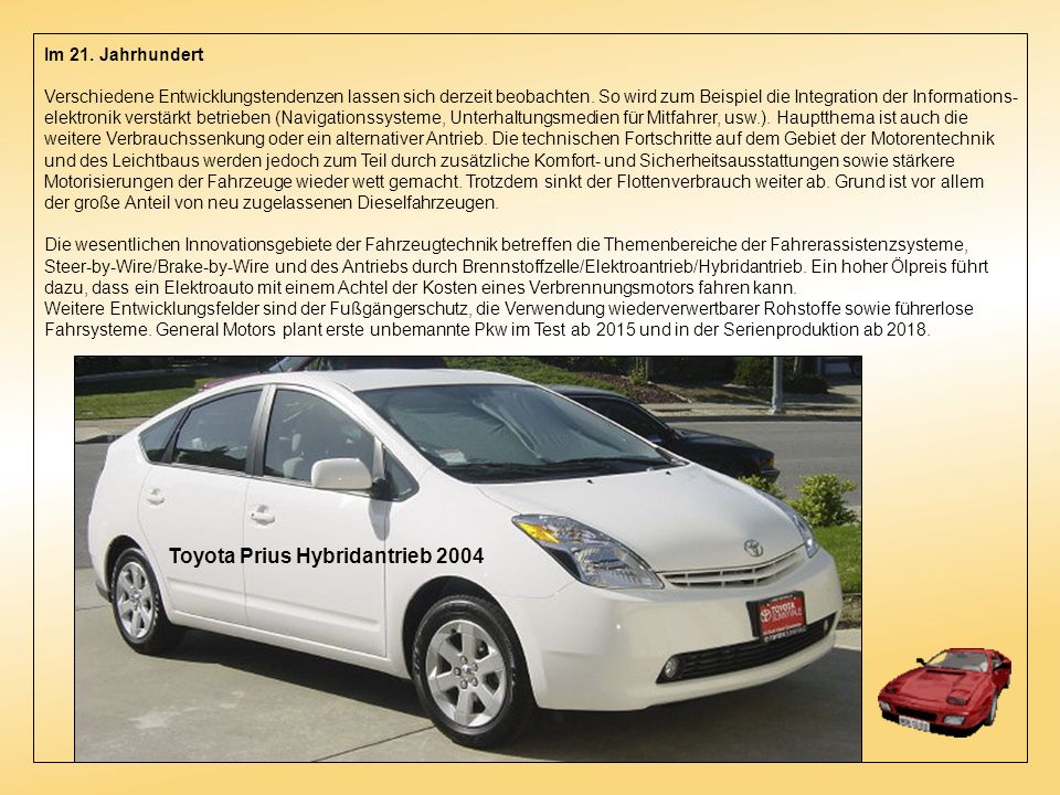 Im März 1998 wurde der New Beetle offiziell vorgestellt. Damit war Volkswagen einer der ersten Hersteller, die ein Fahrzeug im sogenannten Retro-Desig