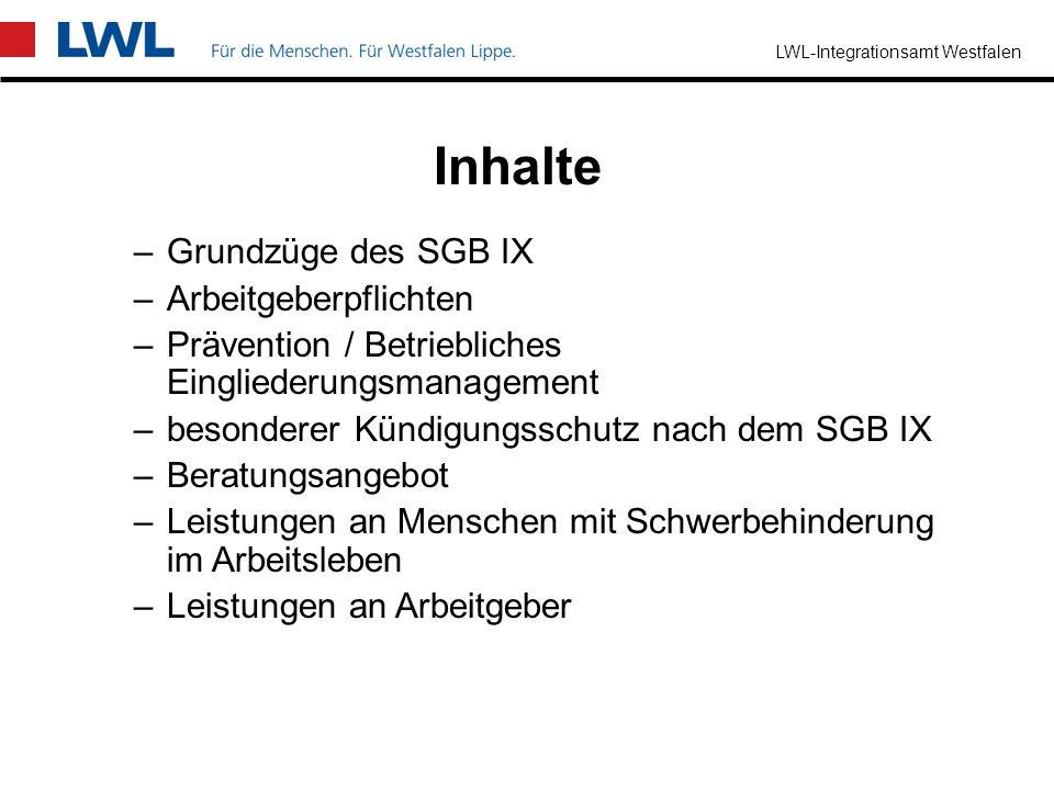 LWL-Integrationsamt Westfalen Integration von Menschen mit Schwerbehinderung im Arbeitsleben Monatsveranstaltung des Wirtschaftsforums Greven e.V. Hot