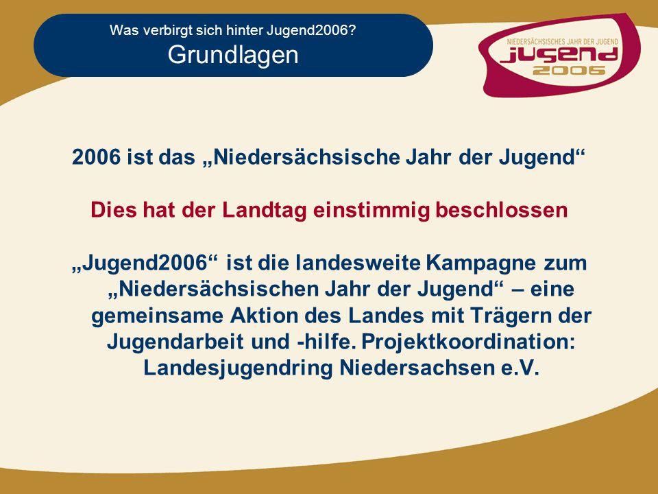 Was verbirgt sich hinter Jugend2006.