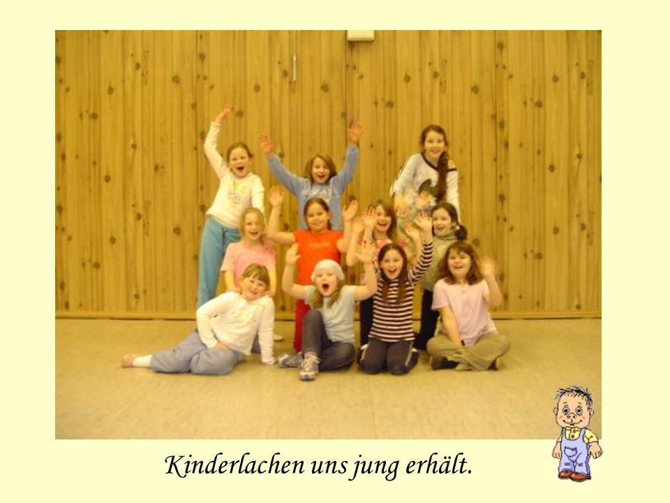 Kinder sind die Zukunft dieser Welt
