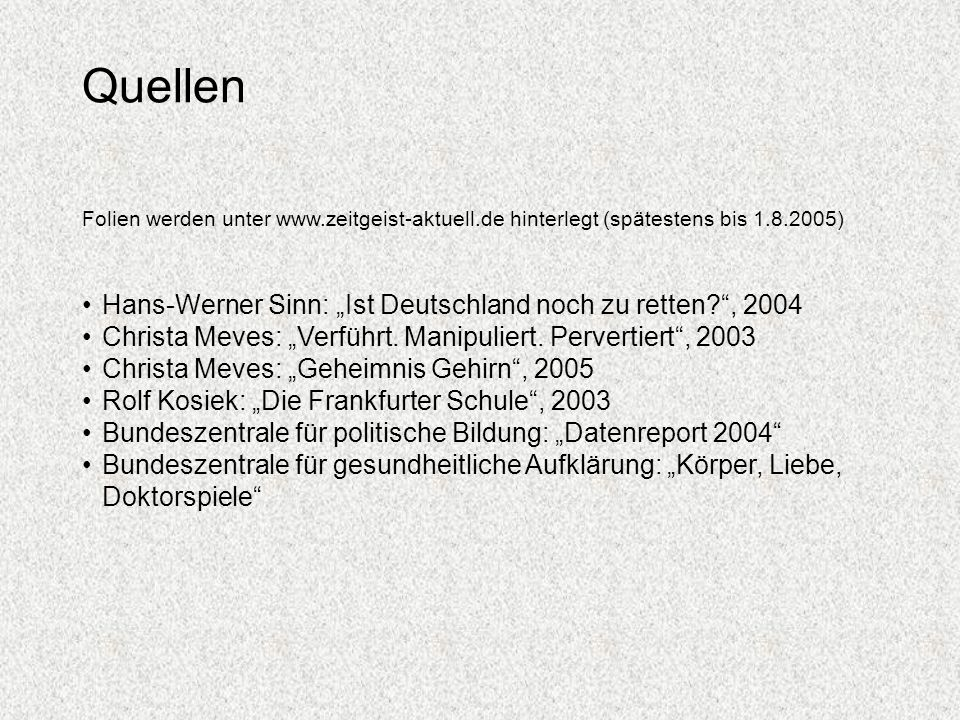 Offizielle Zahl der Abtreibungen in Deutschland (kumuliert) Annahme: Kumulierte Abtreibungen in 1980 = 700.000 Zuwachs pro Jahr ab 1980: Quelle Statistisches Bundesamt Die realistische Zahl liegt bei etwa 8 Mio.