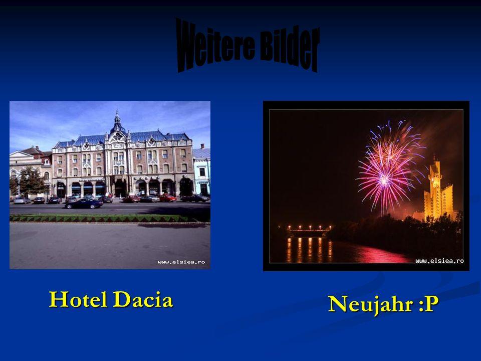 Hotel Dacia Neujahr :P