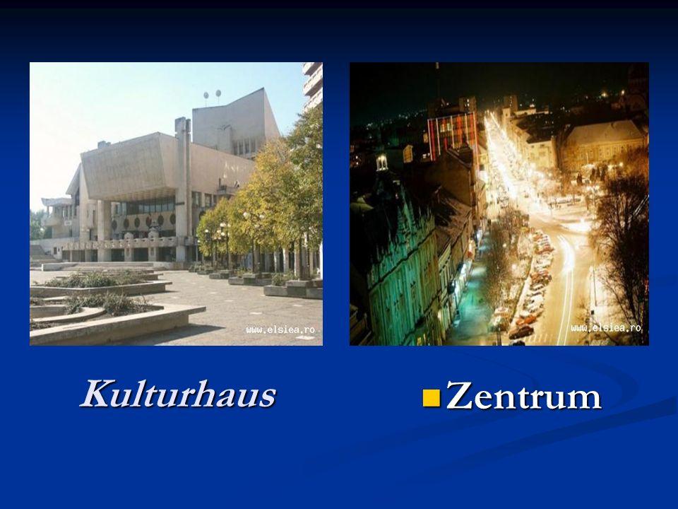 Kulturhaus Zentrum