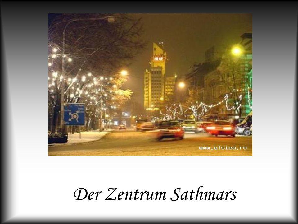 Der Zentrum Sathmars