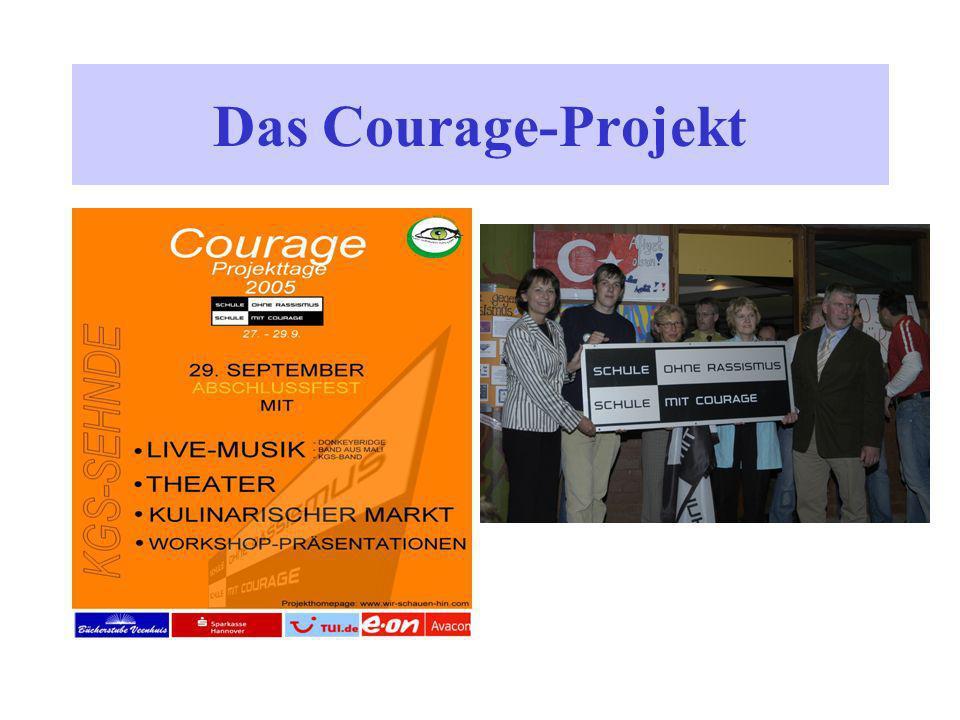 Das Courage-Projekt