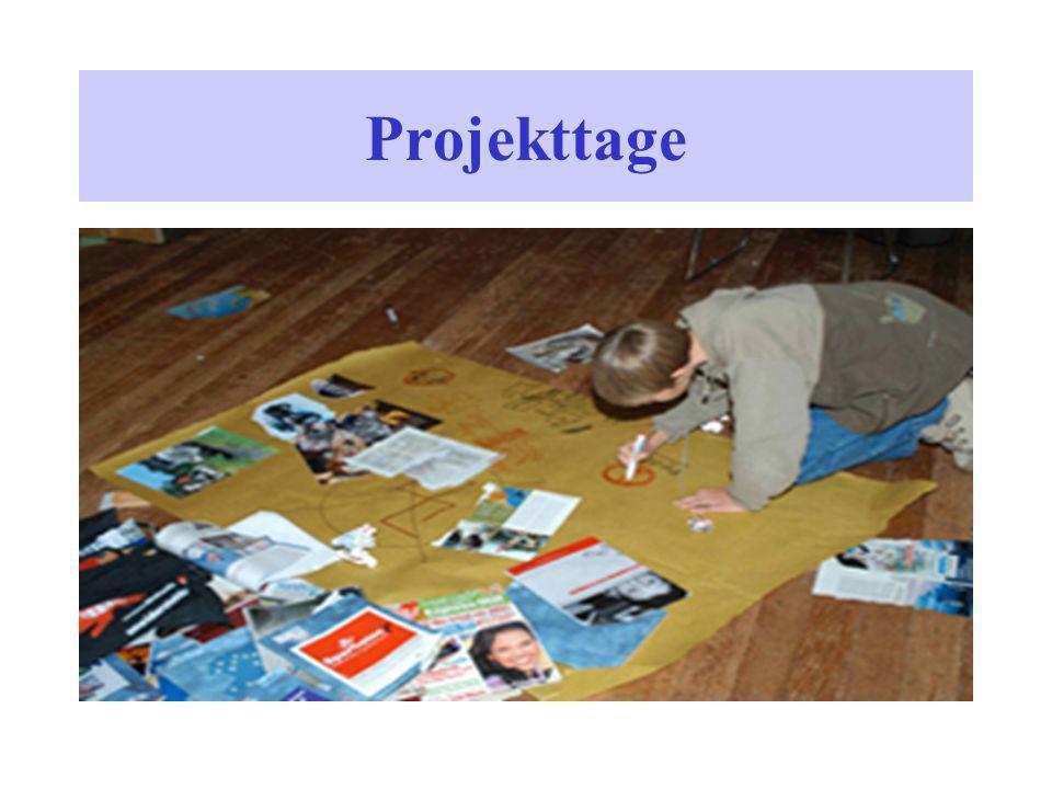 Projekttage