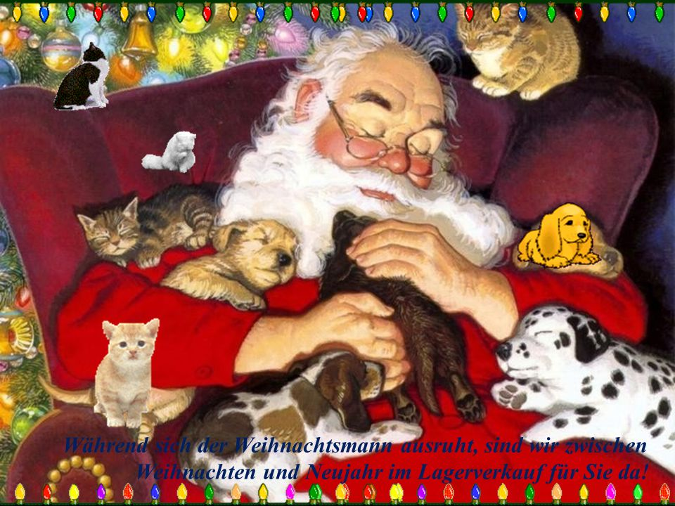 Die Familie Puderbach wünscht Ihnen ein besinnliches Weihnachten!