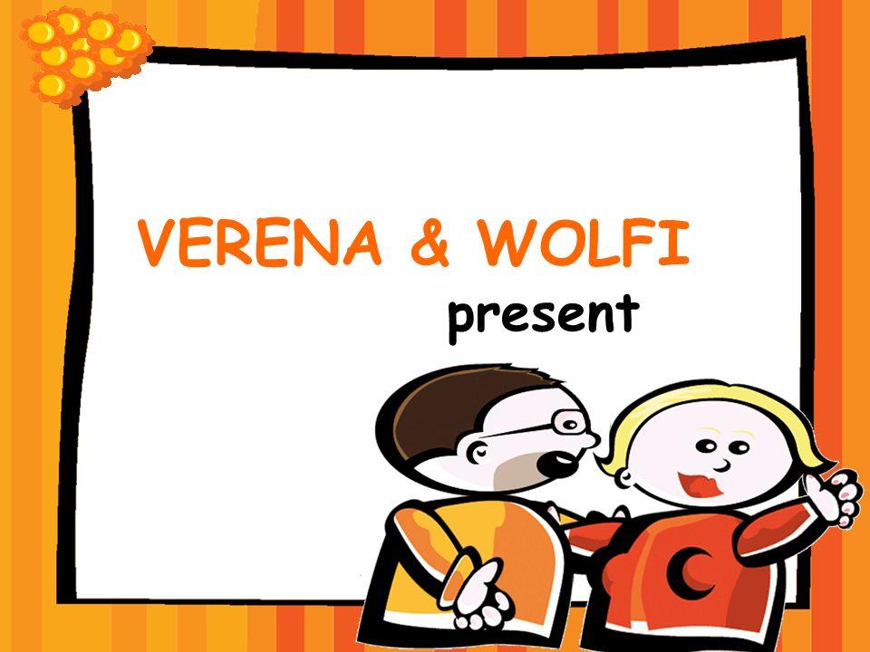 VERENA & WOLFI present