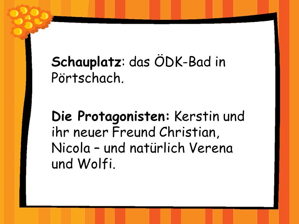 Schauplatz: das ÖDK-Bad in Pörtschach.