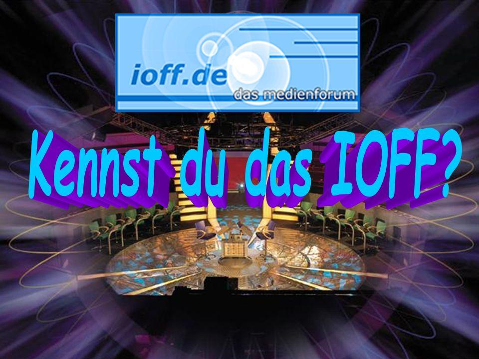 Willkommen! Zum interaktiven IOFF-Test.