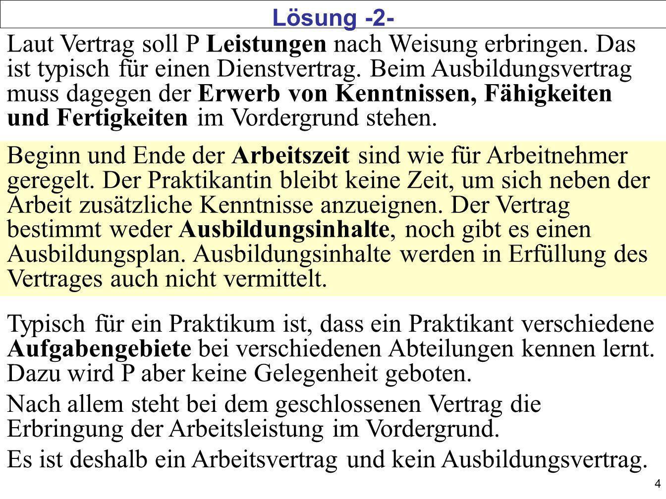 5 B.Wirksamkeit der vereinbarten Lohnhöhe I.