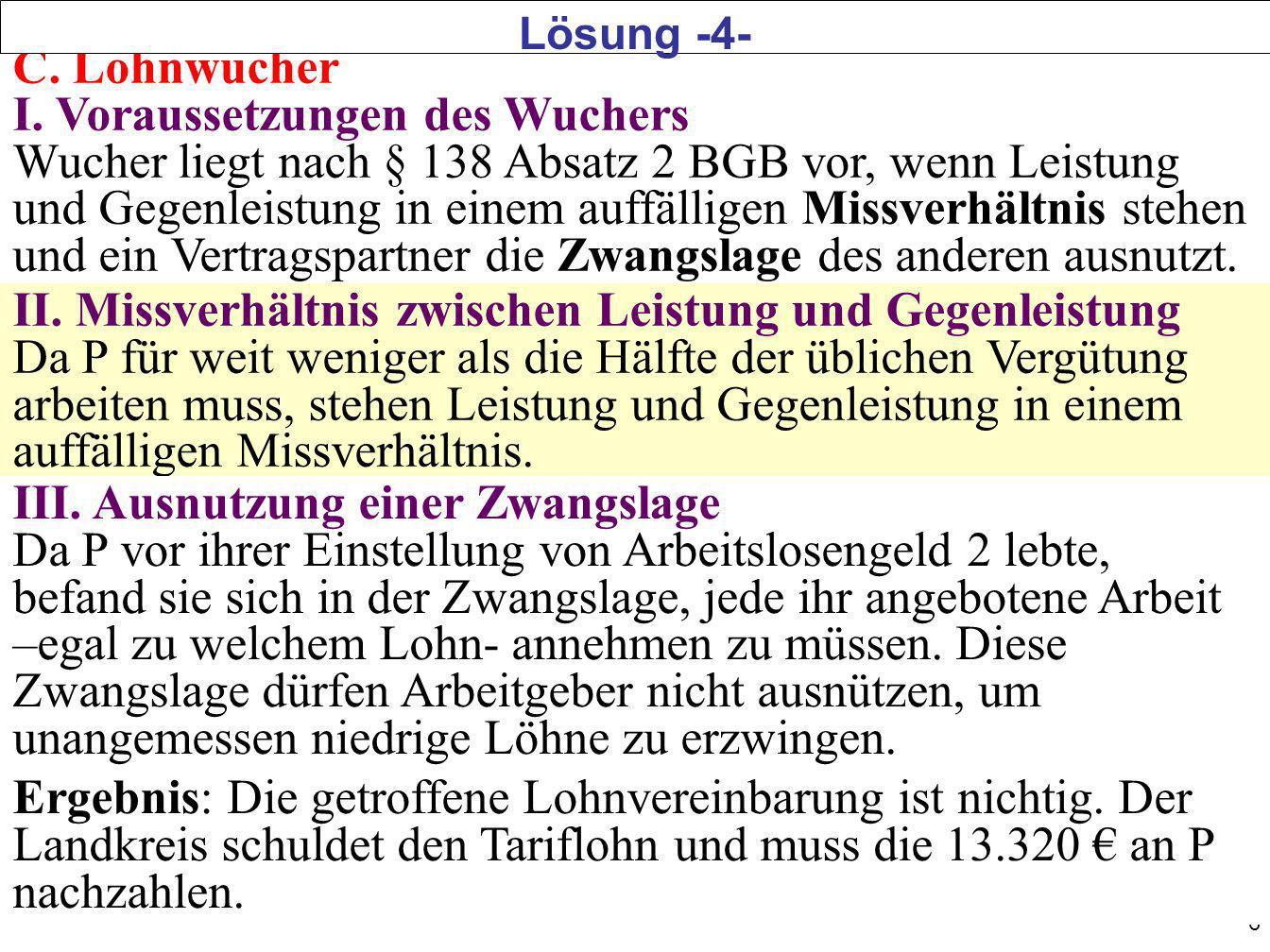 47 II.Ansprüche aus Unerlaubter Handlung 1.