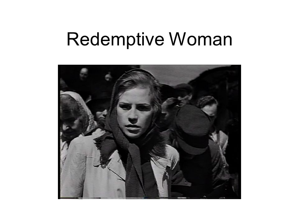 Redemptive Woman