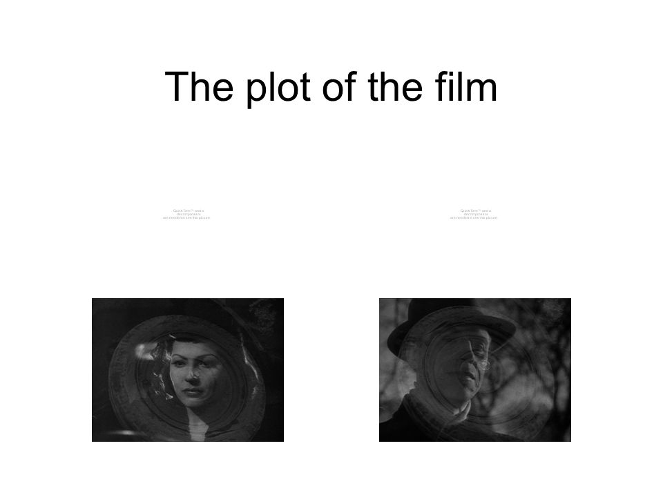 The plot of the film