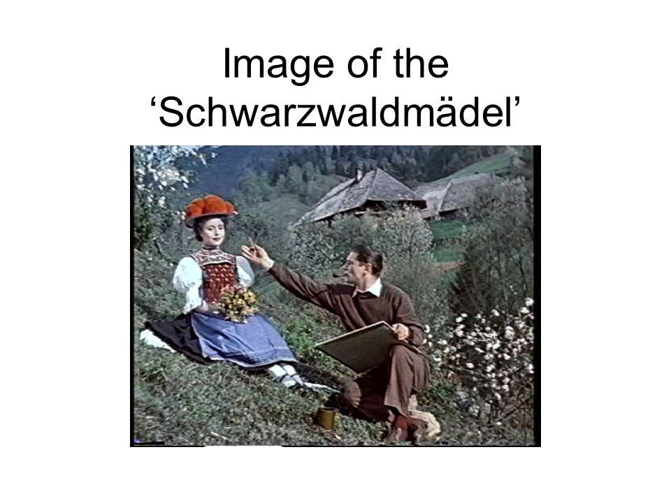 Image of the Schwarzwaldmädel