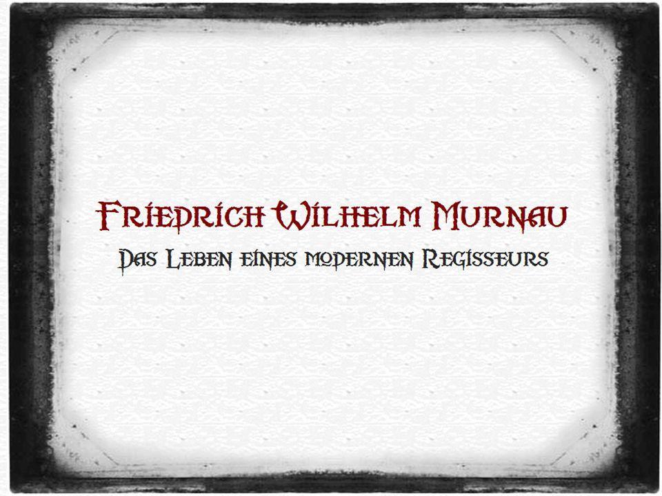 Wegen des Erfolgs in Deutschland, kam Murnau in 1926 nach Hollywood.