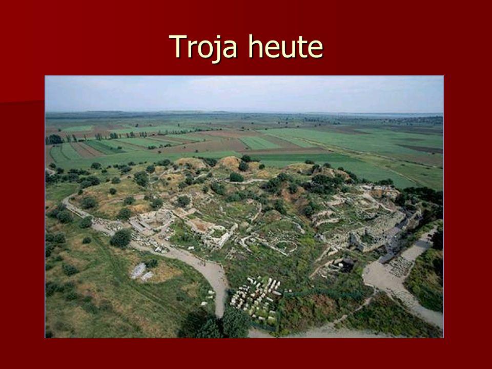 Troja heute