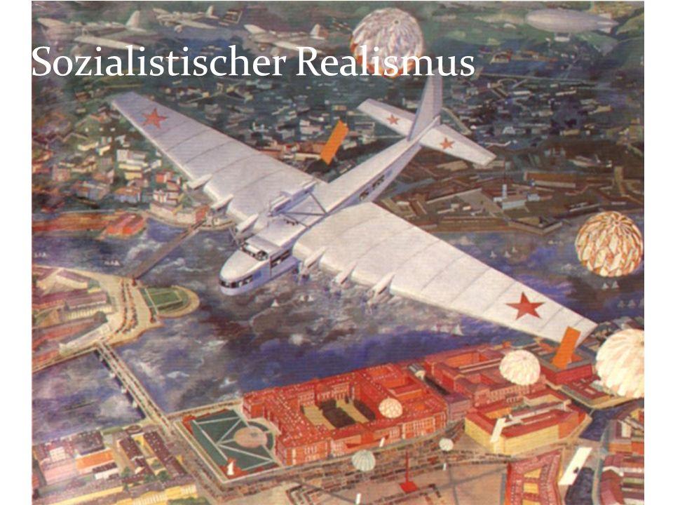 Sozialistischer Realismus